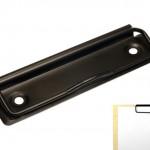 Drahtbügel-Klemmmechaniken schwarz Art.Nr.: 323/100 L