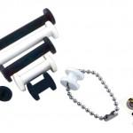 Kunststoff-Kollektionsschrauben Art.Nr.: 390