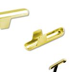 T-Splinte passiviert (goldfarben) Art.Nr.: 125 S VM