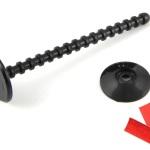 Bindestifte für Musterkollektionen 85 mm schwarz Art.Nr.: 820/85 S