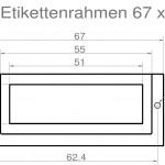 Art.Nr.: ER 100 N - 67 2767 x 27 mm