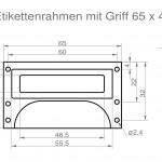 Art.Nr.: MG/ER 100 N - 65 3665 x 36 mm