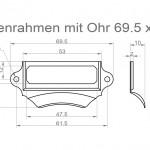 Art.Nr.: MG/ER 200 E - 70 3170 x 31 mm