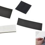Magnetband Zuschnitte 1 mm stark Art.-Nr.: MBZ 1