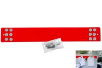 Magnetic strip red product no.: MHLS P RAL3020