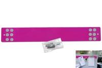Magnethaftleisten violett Art.Nr.: MHLS P RAL4008